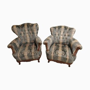 Armchairs, 1961, Set of 2