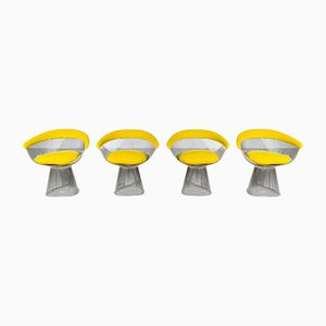 Dining Chairs by Warren Platner for Knoll International, Set of 4