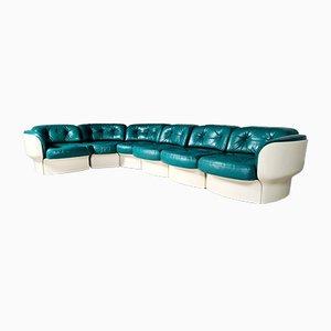 Modulares Sofa von Peter Ghyczy für Herman Miller, 1970er, 6er Set