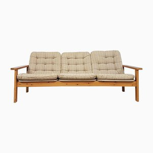 Late Mid-Century Swedish Sling Sofa