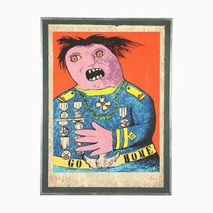 Serigrafia di Enrico Baj, Serigrafia