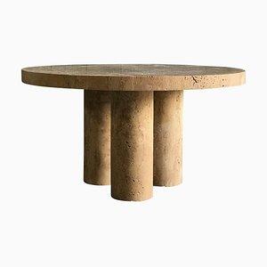 Tavolino da caffè 54 scultoreo di Pietro Franceschini