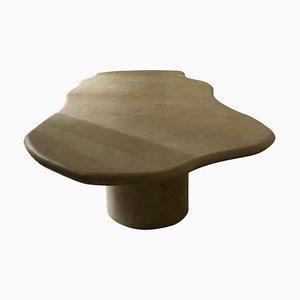 Sculptural 2 Legs Coffee Table 200 by Urban Creative