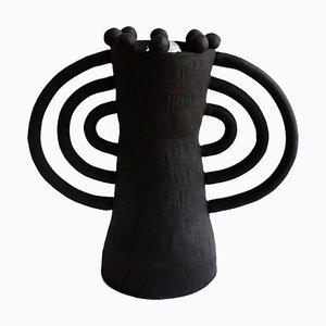 Lámpara de mesa Alcazar esculpida de Ia Kutateladze