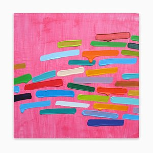 Quite a Bit, Abstract Painting, 2011