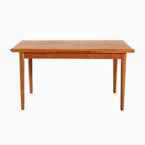 Mesa de comedor de teca