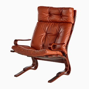 Skyline Lounge Chair from Hove Møbler
