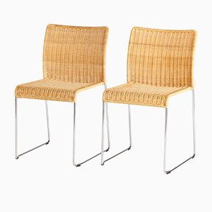 Stackable Rattan Chair