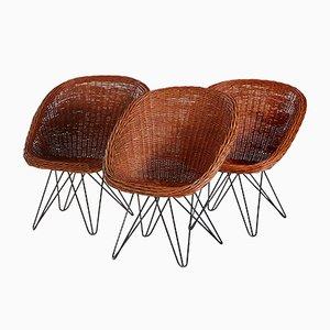 Wicker Garden Chair