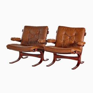 Sessel von Ingmar Relling für Westnofa