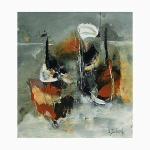 Französische Contemporary Art, Josette Dubost, Ensemble, 2010