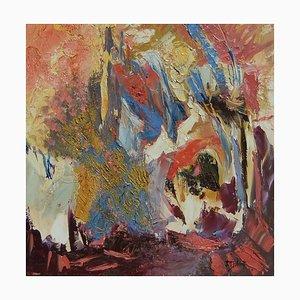 Arte contemporanea francese, Josette Dubost, Stellar Eclat, 2019