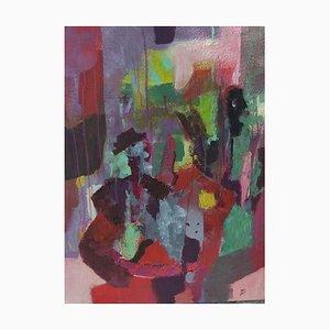 Arte contemporanea francese, Josette Dubost, 2020, Divagazione