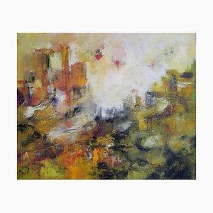 French Contemporary Art, Josette Dubost, Yesterday Tomorrow?, 2015