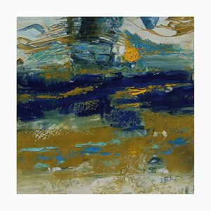 Französische Contemporary Art, Josette Dubost, Horizon, 2008