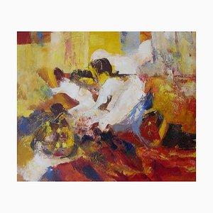 French Contemporary Art, Josette Dubost, Les Joyeuses, 2014