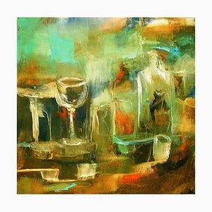 Art Contemporain, France, Josette Dubost, Transparences, 2012