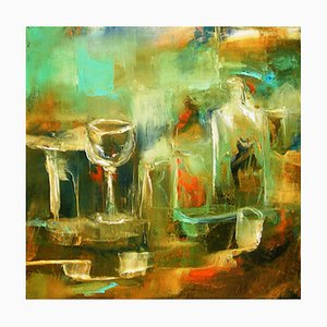 French Contemporary Art, Josette Dubost, Transparences, 2012