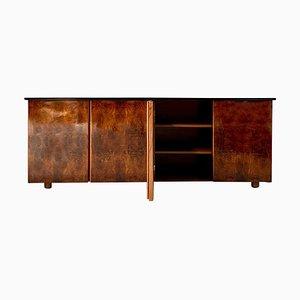 Burl Sideboard by Luigi Caccia Dominioni for Azucena, 1978