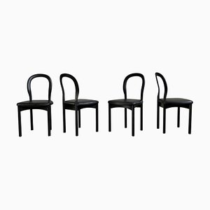 Damia Dining Chairs by Francesco Binfarè for Cassina, 1990, Set of 4