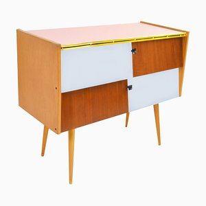 Small Mid-Century Rockabilly Dresser, 1950s