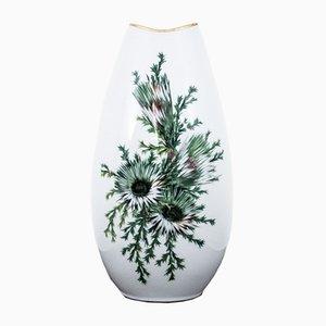 Large German Porcelain Vase by Thomas Mark