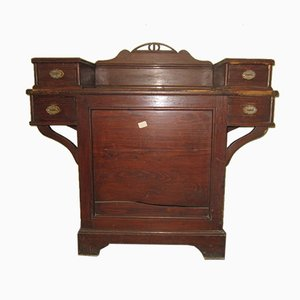Antique Linen Chest or Cabinet