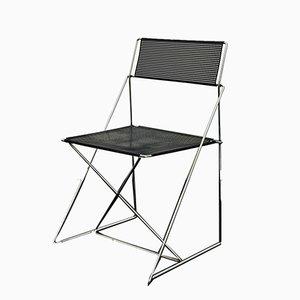 X-Line Chair by Niels Jorgen Haugesen for Magis