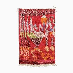 Vintage Berber Boujaad Teppich