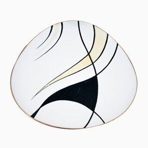 Patera Plate by Johann Seltmann, Bavaria, Germany
