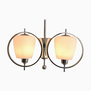 Art Deco Ceiling Lamp, 1920