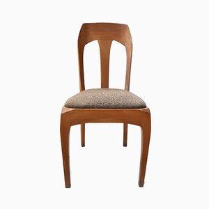 Schweizerischer Stuhl von Heinrich Eckinger, 1950er, 4er Set