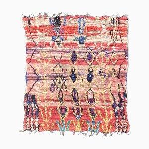 Vintage Berber Boujaad Carpet