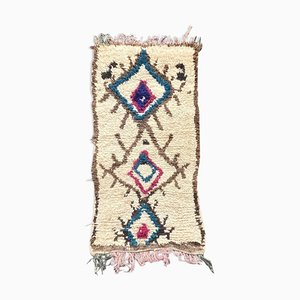 Vintage Berber Azilal Rug