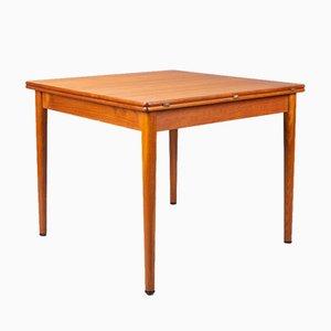 Swedish Teak Mega Dining Table by Nils Jonsson for Hugo Troeds, 1960s