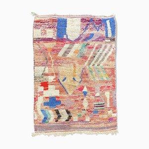 Small Berber Boujaad Carpet