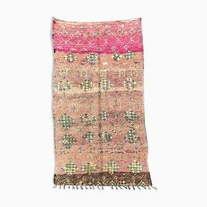 Vintage Moroccan Boujaad Carpet