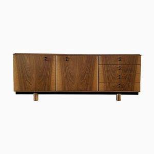 809 / C Ovunque Sideboard aus Nussholz von Gianfranco Frattini für Bernini, 1963