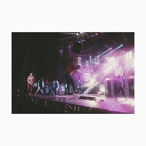 Impresión Beastie Boys and Run-DMC C-Type de Michael Ochs Archive