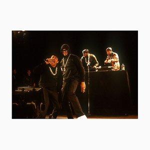 Imprimé Run-DMC Beats to the Rhyme Video Shoot par Michael Ochs Archive