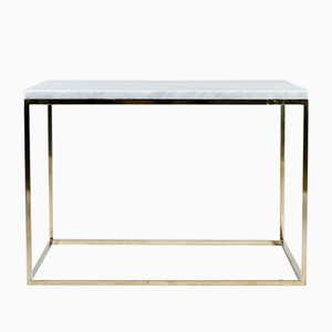 Brass Coffee Table C-56 by Rafal Rokowski for GO.OUD - furniture of brass
