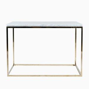 Tavolino da caffè C-56 in ottone di Rafal Rokowski per GO.OUD - furniture of brass