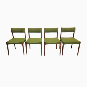 Dänische Mid-Century Stühle von Aksel Bender Madsen für Bovenkamp, 1960er, 4er Set