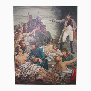 Napoleon Ölgemälde Exemplar