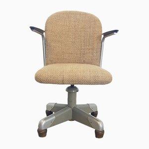 Vintage Model 356 P Desk Chair by Ch. Hoffmann for Gispen