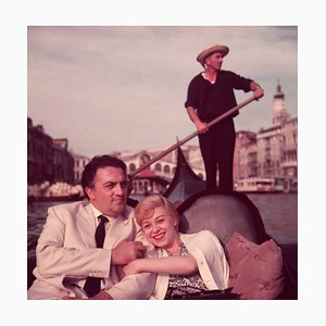 Affiche Federico Fellini C-Type par Hulton Archive