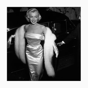 Stampa Monroe at Premiere di Murray Garrett