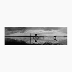 Holy Island Path Resin Print by Alfred Hind Robinson