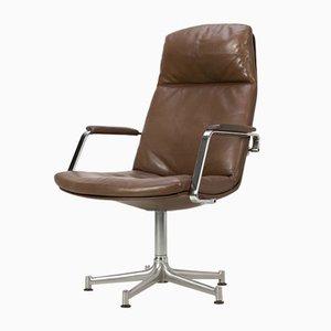 FK-86 Chairs by Preben Fabricius & Jørgen Kastholm for Kill International, Set of 6