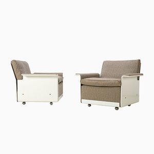Modell RZ62 Sessel von Dieter Rams für Vitsoe, 1960er
